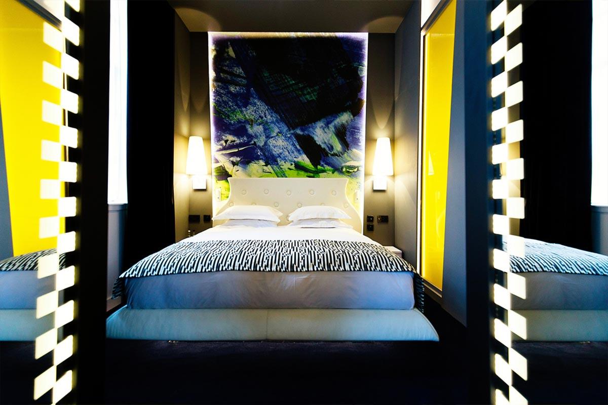 Malmaison Leeds Hotel Wall Lighting