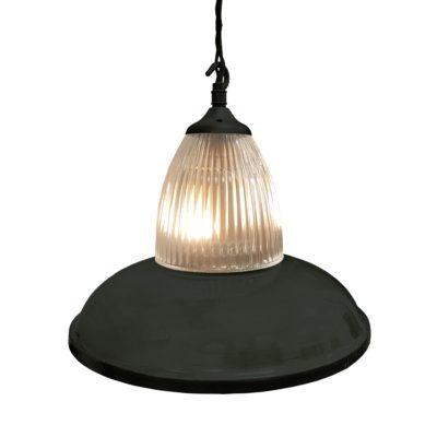 Matt Black Glass Pendant Light,Industrial Traditional Glass Pendant Light