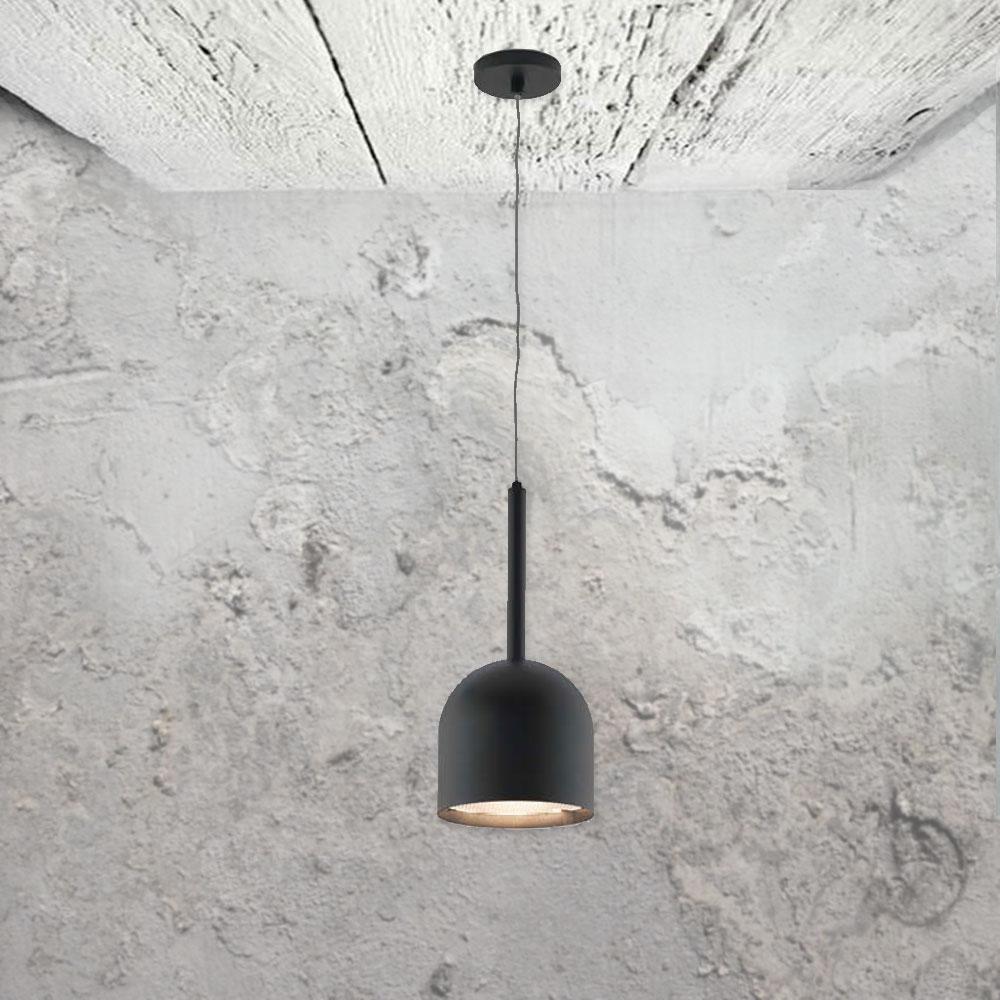 Matte Black Pendant Light Cl 33537 Product E2 Contract