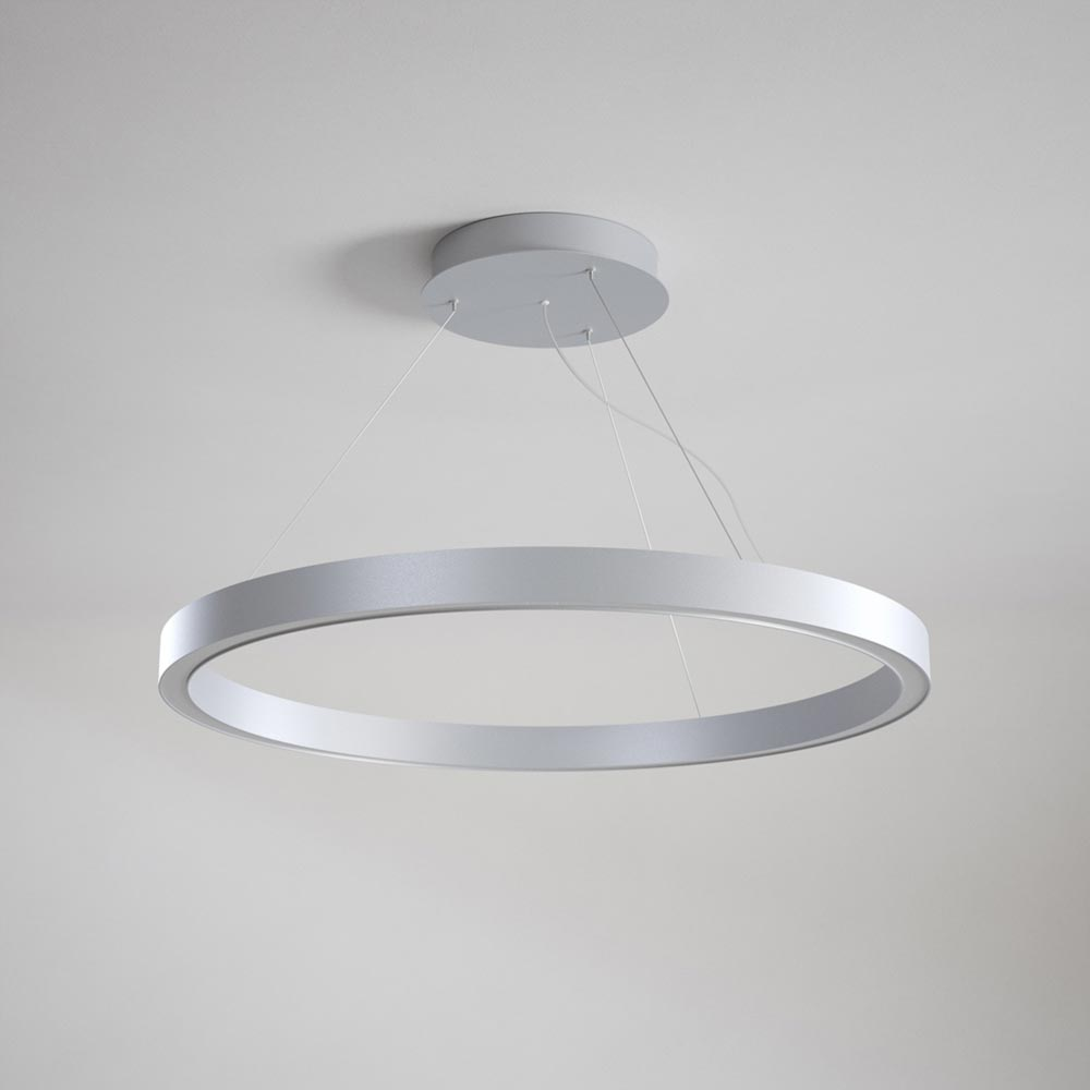 led suspended ring pendant clb 00572 e2 contract lighting uk. Black Bedroom Furniture Sets. Home Design Ideas