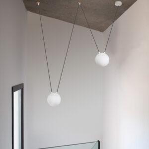 2 Light Pendant