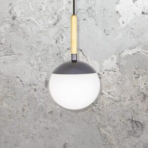 Modern Grey Pendant