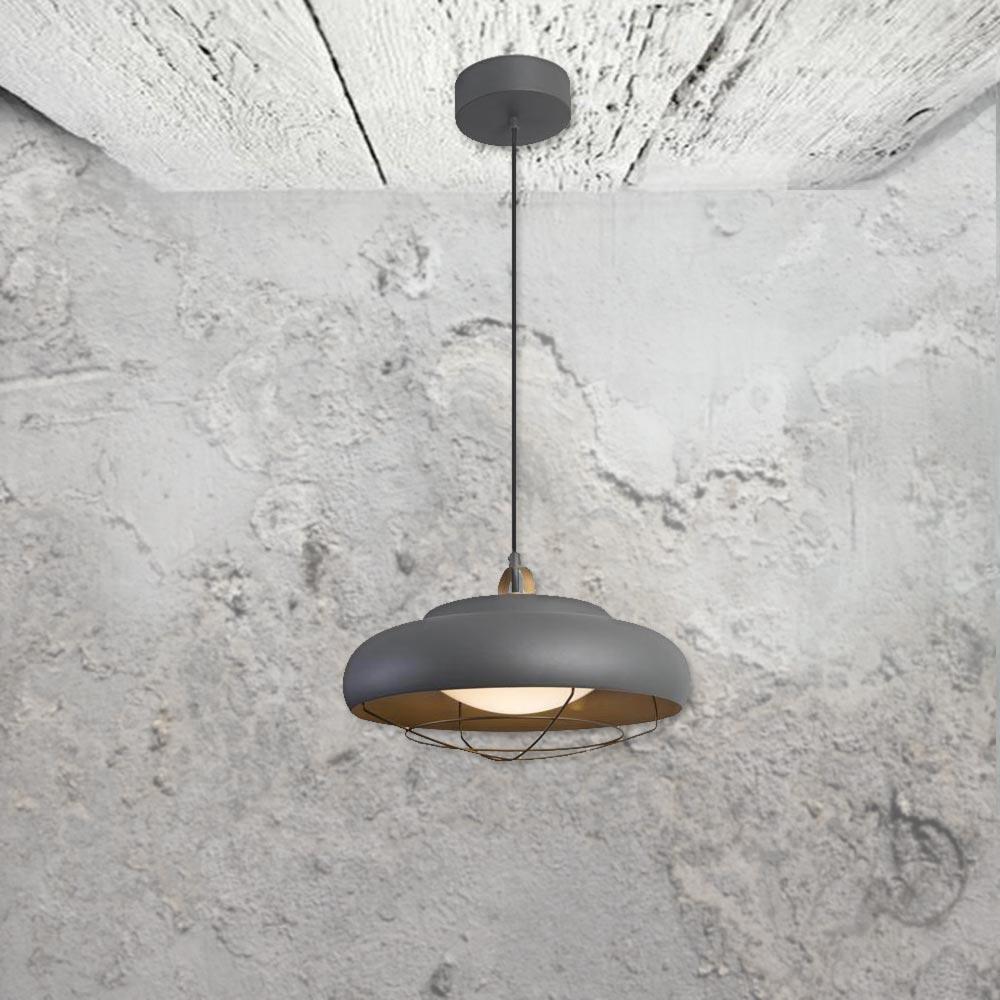 Modern Industrial Lighting: Modern Industrial Pendant Lights CL-33429-30