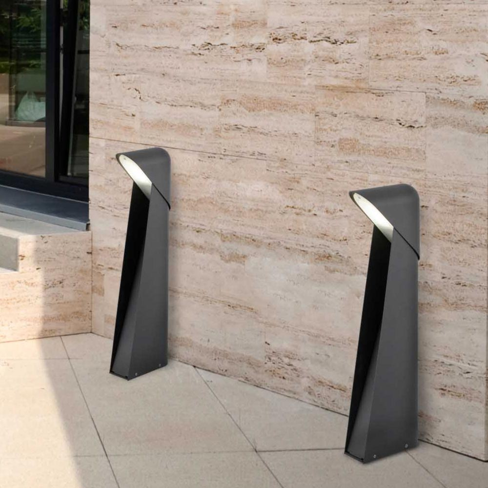 Led post light cl 28244 products e2 contract lighting uk modern led post light mozeypictures Choice Image