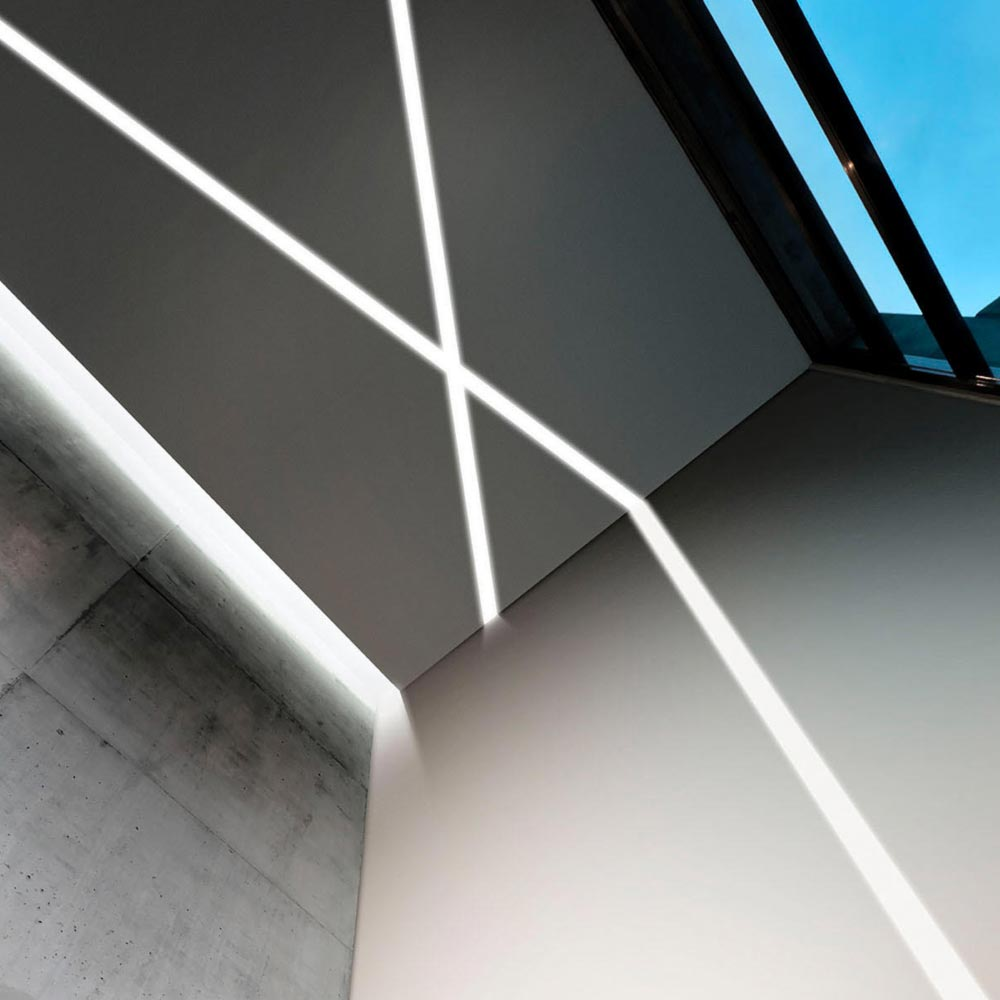Commercial Modular LED Lighting System | E2 Contract Lighting | UK