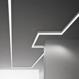 Modular LED Surface Lighting System