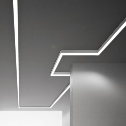 Modular LED Surface Lighting System