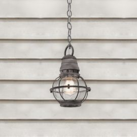 Nautical Outdoor Pendant Light