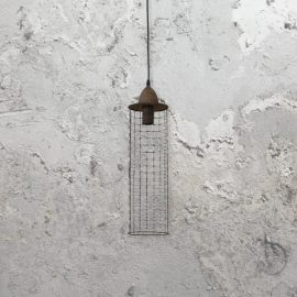 Open Rust Cage Pendant Light,Rustic Cage Pendant Light,Rustic Pendant Light