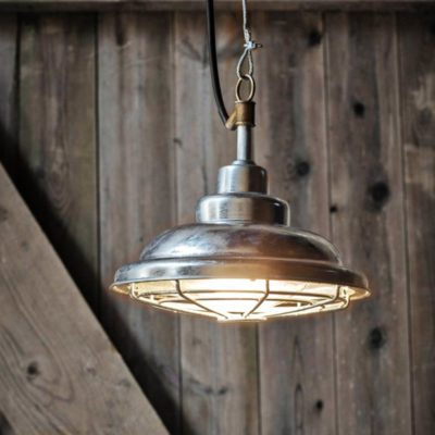 Outdoor Barn Pendant Light