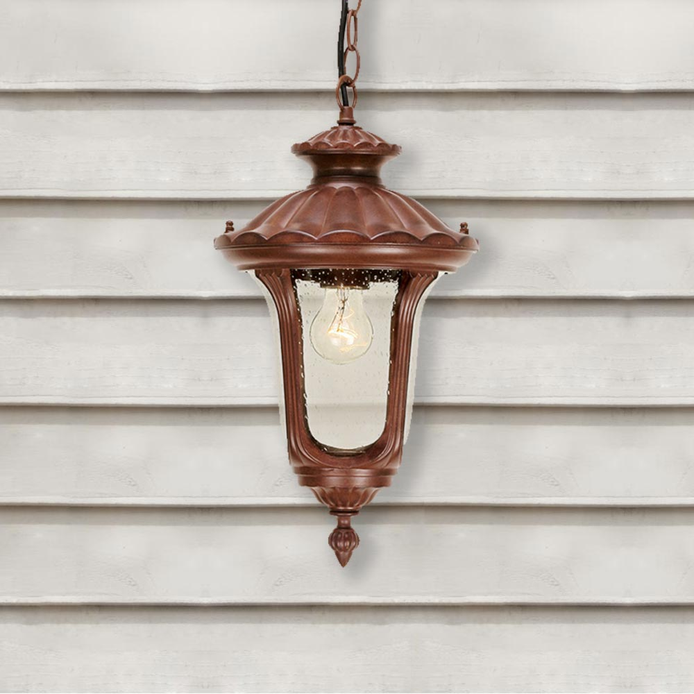 Outdoor Bronze Pendant Light CL 26372