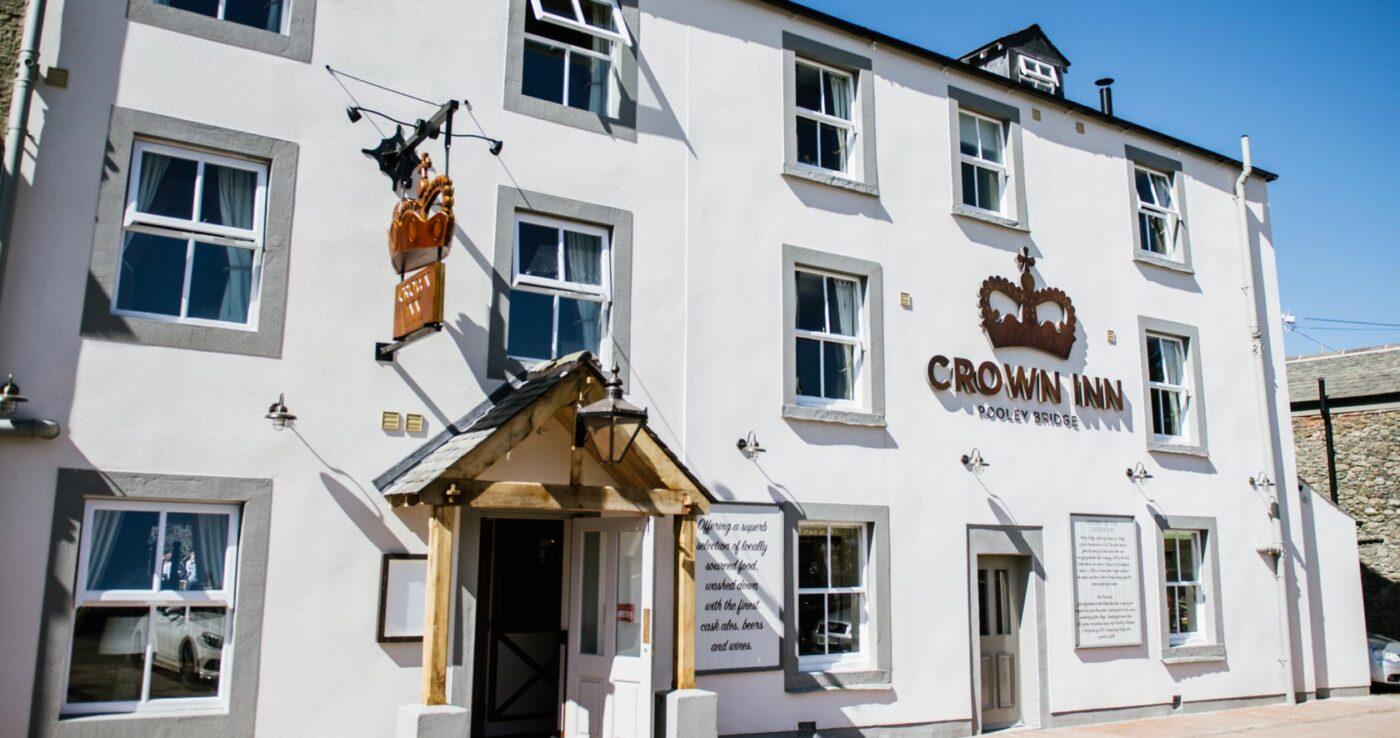 The Crown Inn Pooley Bridge