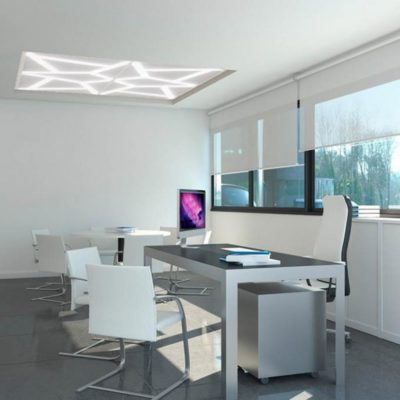 Recessed LED Panel