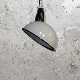 Reclaimed Angled Pendant