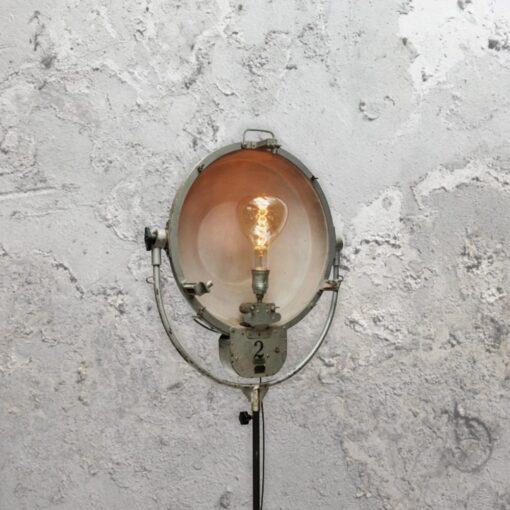 Reclaimed Floor Spotlight