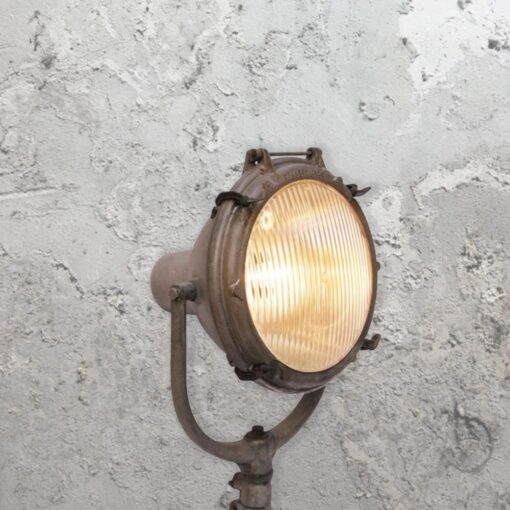 Reclaimed Floor Wall Light