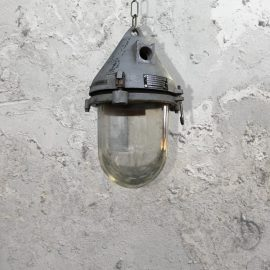 Reclaimed Glass Pendant