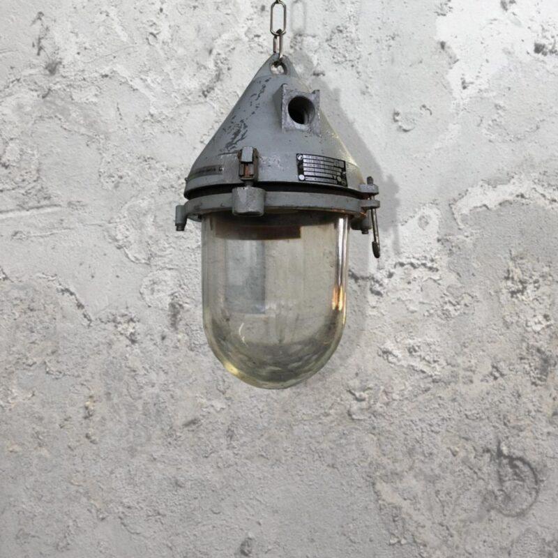 Reclaimed Glass Pendant