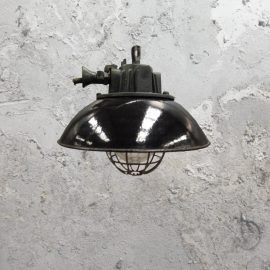 Reclaimed Industrial Pendant