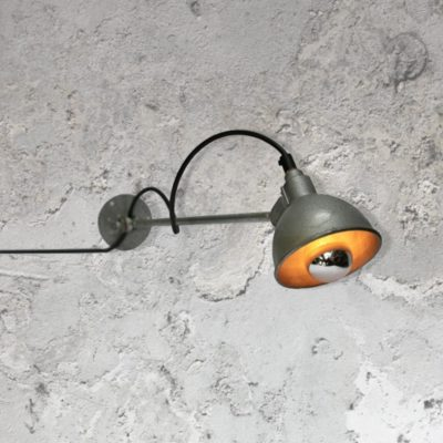 Reclaimed Spot Wall Light