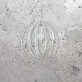 Rotatable Circular Pendant Light