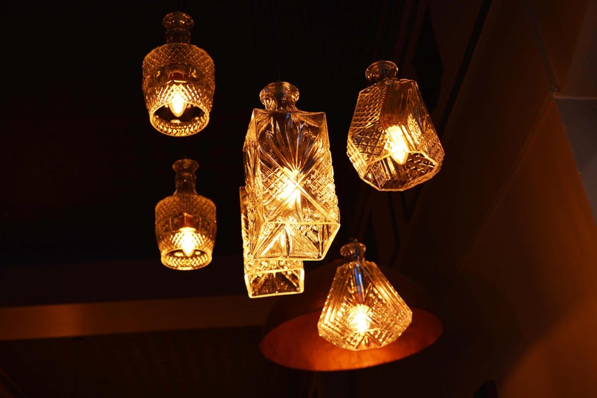 Rox Liverpool Glass Decanters