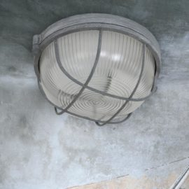 Rustic Ceiling Bulkhead Light
