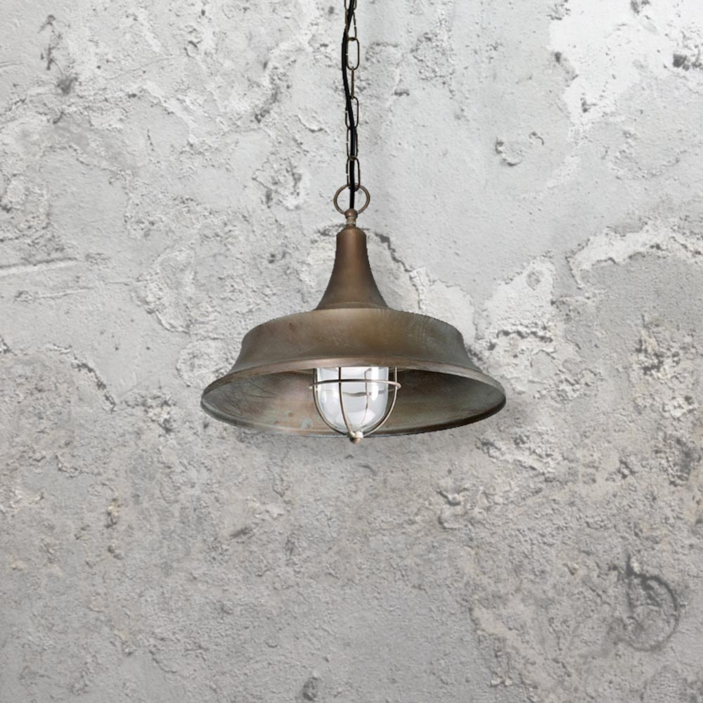 Rustic Hanging Light Clb 00512 E2 Contract Lighting