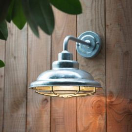 Rustic Outdoor Barn Wall Light