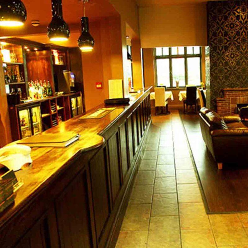 Saffron Cottage Shrewsbury