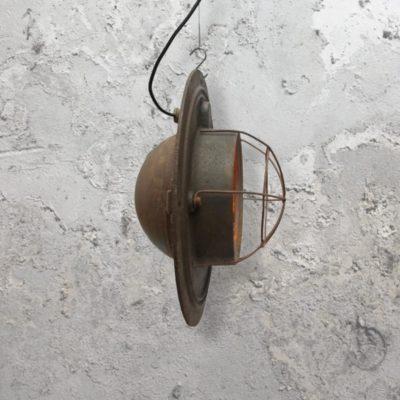 Salvaged Marine Pendant