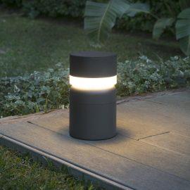 Small Garden Post Light