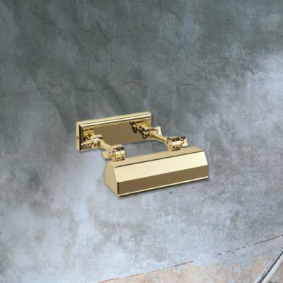 Small Picture Lights,Polished Brass Picture Light