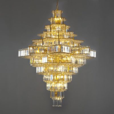 Star Crystal Chandelier