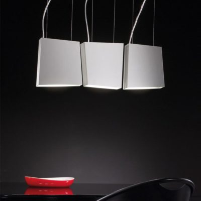 Suspended Metal Light