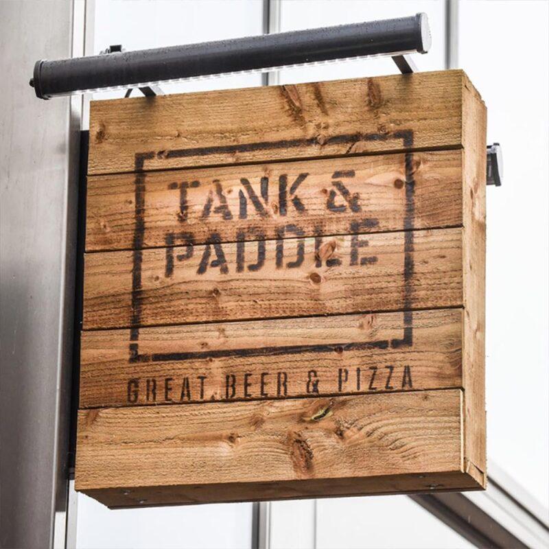 Tank & Paddle Bishopgate