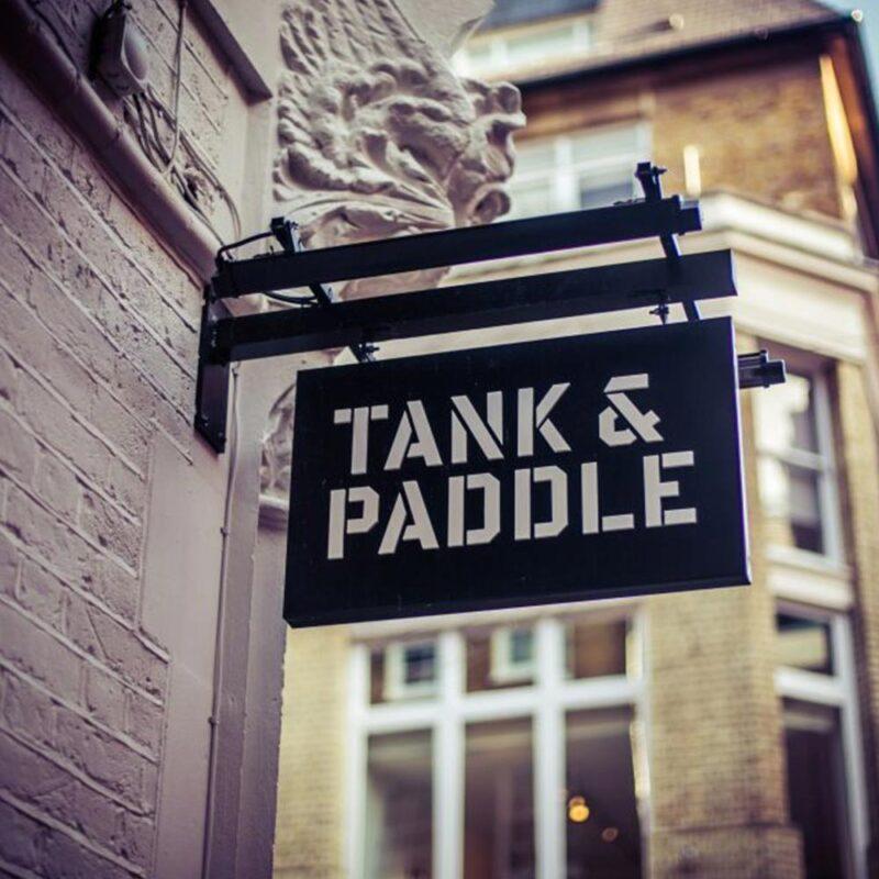 Tank & Paddle Heddon Street E2