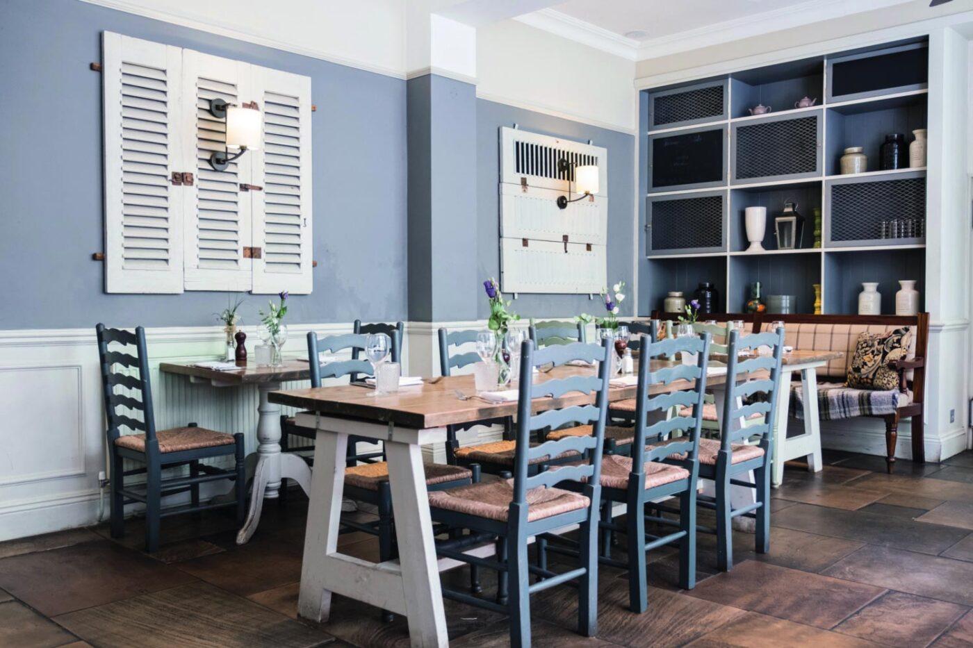 The Fleece Cirencester Bar