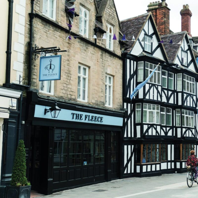 The Fleece Cirencester E2