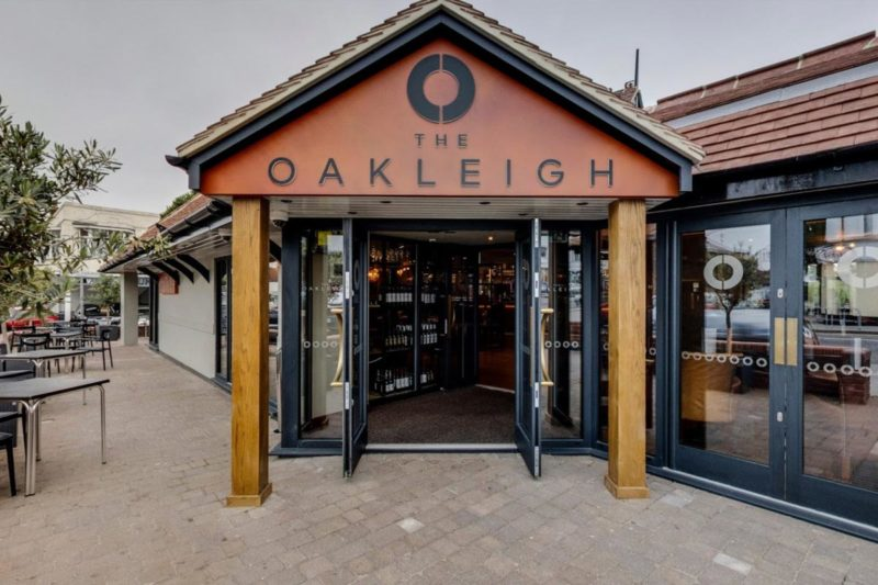 The Oakleigh, Leigh on Sea Outdoor
