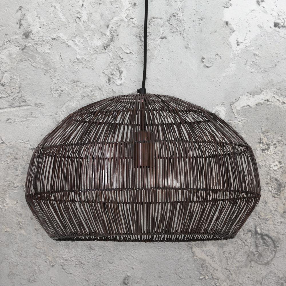 wire pendant light rubbed bronze thick copper wire pendant light cl36113 e2 contract lighting uk