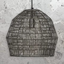 Tin Wire Pendant Light