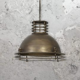 Vintage Bronze Pendant Light