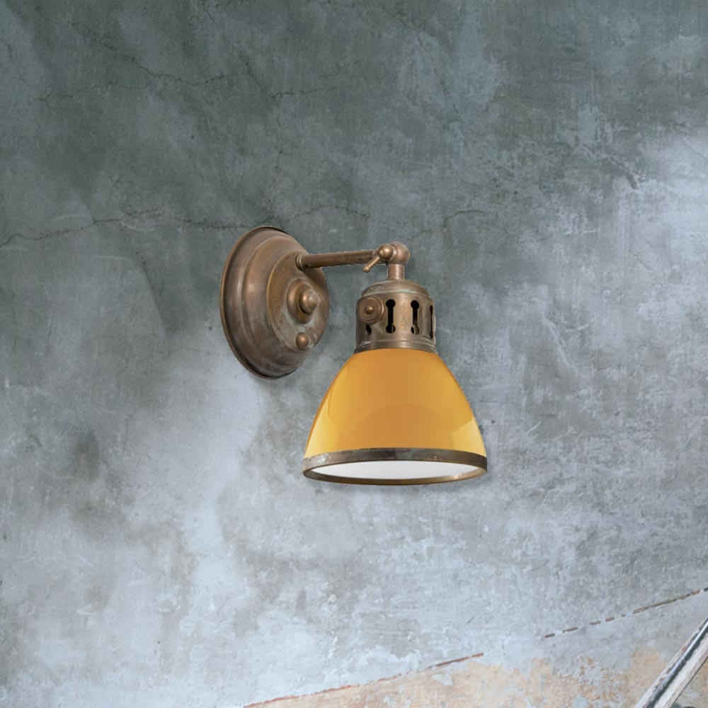 Recessed Wall Lighting Stairs : Vintage Wall Light CLB-00385 E2 Contract Lighting