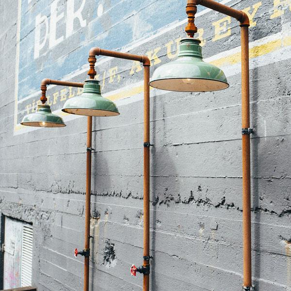 Bespoke Wall lights