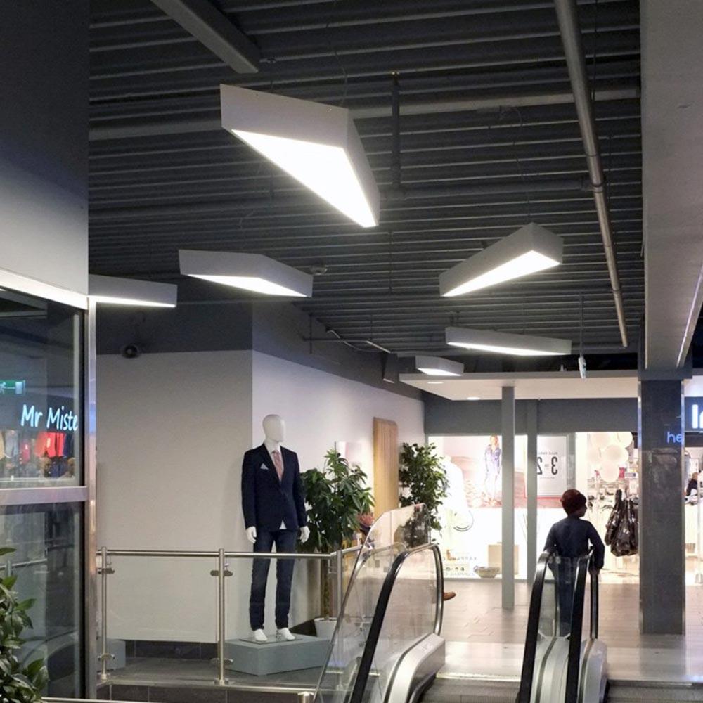 Commercial Lighting Co: Commercial LED Geometric Pendant Light