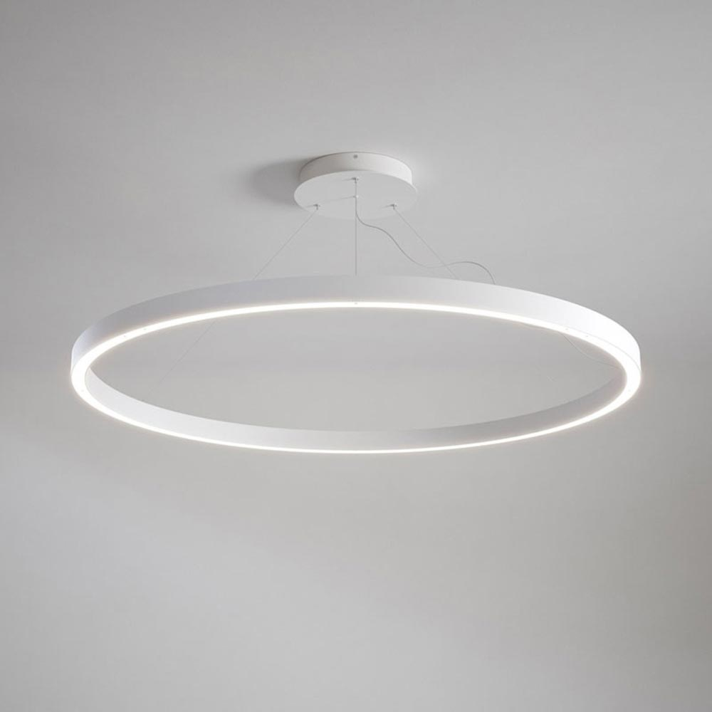 Led Suspended Ring Pendant Clb 00572 E2 Contract